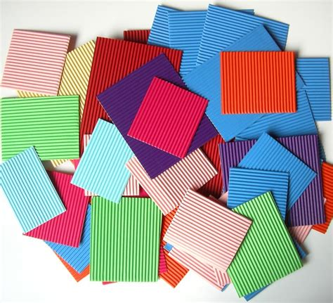 Paper Scraps Crafts - crafts using scraps of paper