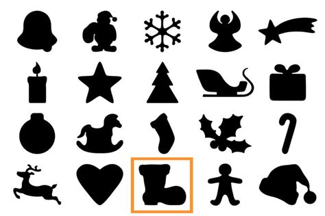 printable christmas silhouettes seasonal 3d printing 3d printed cookie cutters part1 3d printing for beginners