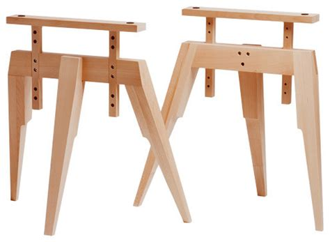 How To Put Legs On A Table by Unfinished Wooden Table Legs For Dining Tables Coffee