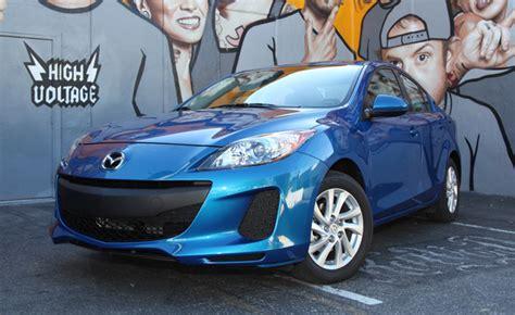 2012 mazda 3 sedan review 2012 mazda 3 skyactiv review car reviews