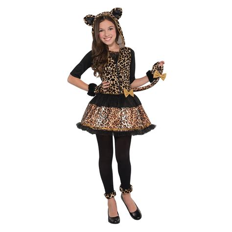 8 Cool Costumes For by Sassy Spots Leopard Animal Fancy Dress Costume
