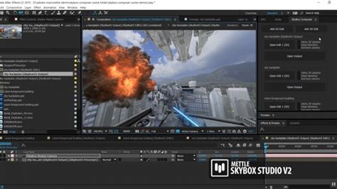 Tutorial Video Maker Fx | tutorial create hollywood style fx in 360 vr production
