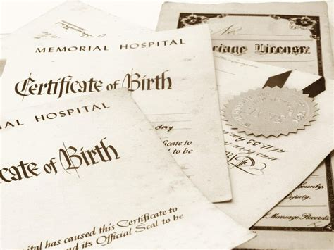 South Carolina Vital Records Birth Certificate State By State Listing Of Vital Records Available