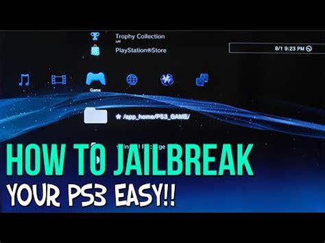 best ps3 jailbreak how to jailbreak ps3 jailbreak your ps3