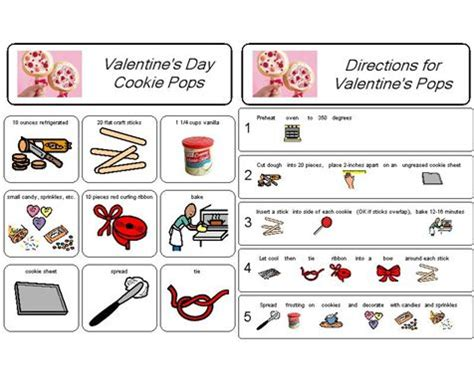 printable boardmaker recipes 57 best images about boardmaker online community on