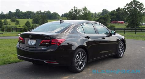 first acura 2015 acura tlx first drive the subtle sports sedan