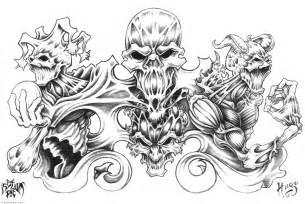 demons tattoo szukaj w google fazy na dziary