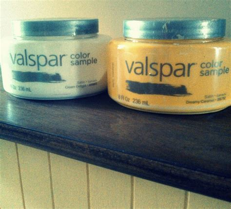 Chalk Paint With Valspar Sles 1 C Paint 1 2