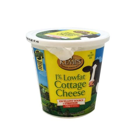 1 Cottage Cheese by Kemps 1 Cottage Cheese From Cub Instacart