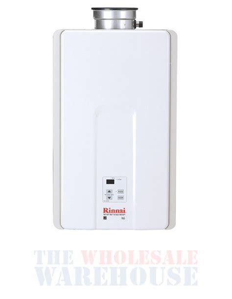 Water Heater Rinnai 30 Liter rinnai v65ip propane tankless water heater ebay