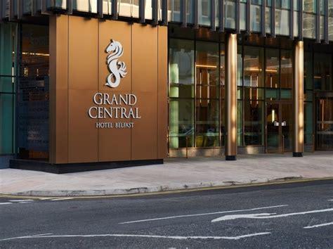 grand central hotel belfast seeks guests  avvio