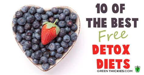 Webmd Detox Diets by 10 Of The Best Free Detox Diets