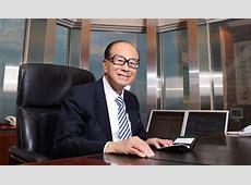 Li Ka-shing laughs off disinvestment rumors - China.org.cn Hutchison Whampoa