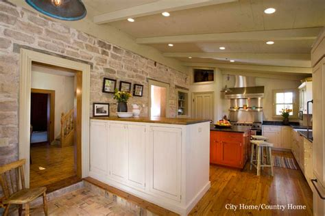 lake lure cottage kitchen city home country home kitchen reveals at lake lure