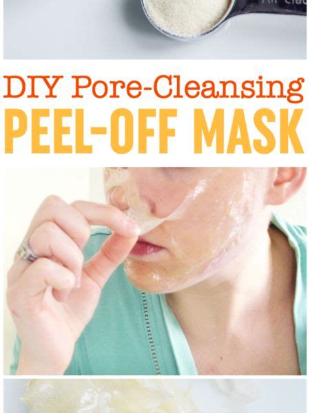 diy cleansing mask best 25 blackhead mask ideas on blackhead remover blackhead remover and