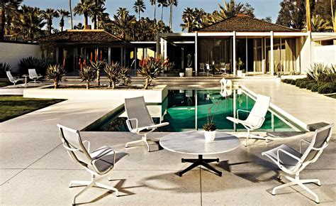 eames round contract base outdoor table hivemodern com