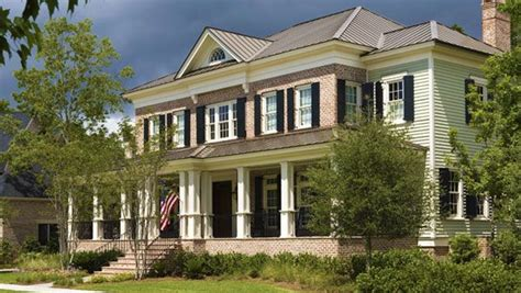 Modern Plantation Homes | modern plantation style home for the home pinterest