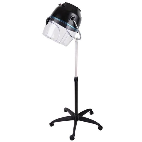 Stand Up Hair Dryer Ebay adjustable stand up floor hair bonnet dryer rolling