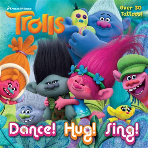 dreamworks trolls poppy lends a hugs book books hug sing dreamworks trolls penguin random