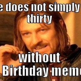 happy 30th birthday meme 30th birthday meme image wallpaper