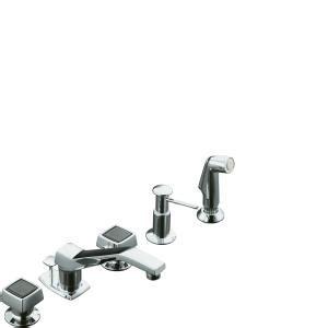 Kohler Alterna Faucet Parts by Kohler K 6962 2 Alterna R Widespread Lavatory Shoo