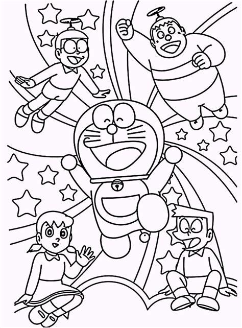 coloring page doraemon 7 best doraemon coloring pages images on pinterest