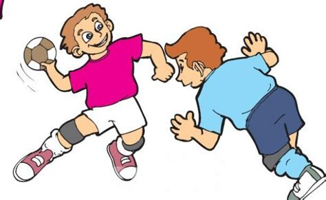 imagenes de niños jugando handball las primeras pr 225 cticas de h 225 ndbol en el paraguay edicion