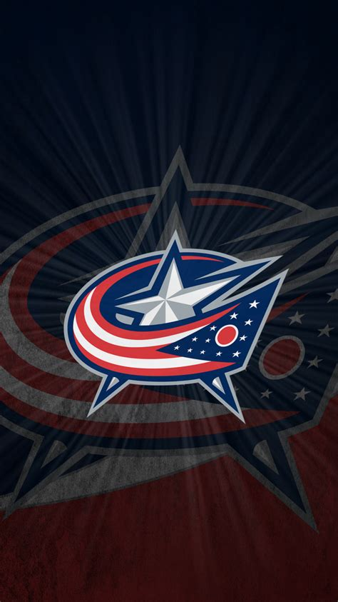 iphone wallpaper blue jackets android columbus blue jackets wallpaper full hd pictures