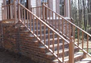 exterior handrails for steps win danny his crew exterior home repairs today s
