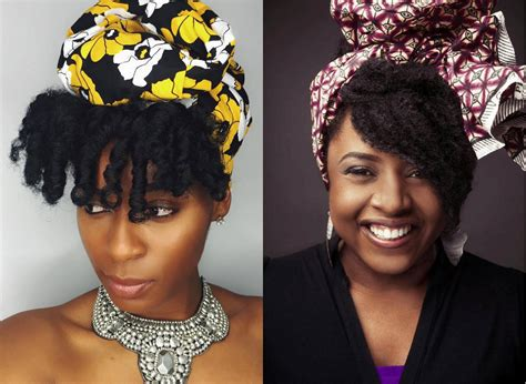 wraps hairstyle black women hairstyles with head wraps to show off