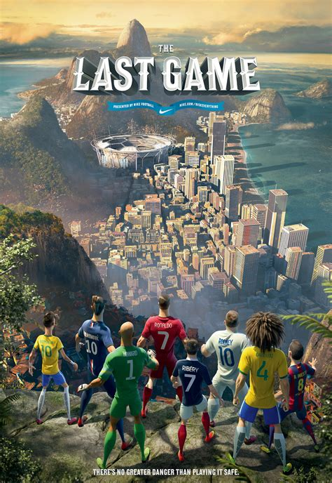 film cartoon football nike football risks everything in the last game the