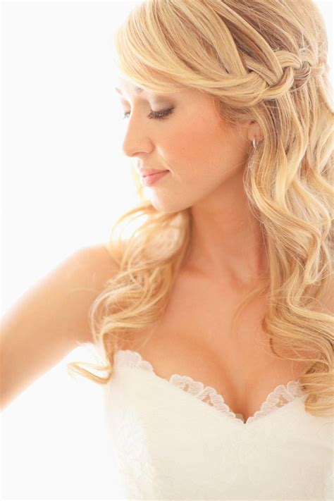 down hairstyles blonde 544 best bridal hair and makeup images on pinterest