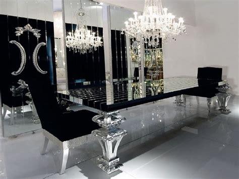 dining room decor ideas    black color