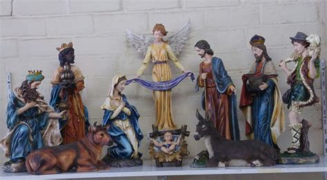 large nativity set southern cross church supplies
