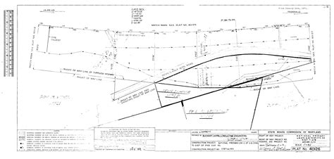 Property Survey Records Maryland Maryland State Archives Garrett County Circuit Court Land Survey Subdivision And