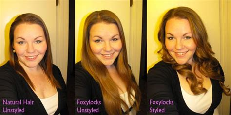 foxy locks before and after hair extension suggestions weddingbee