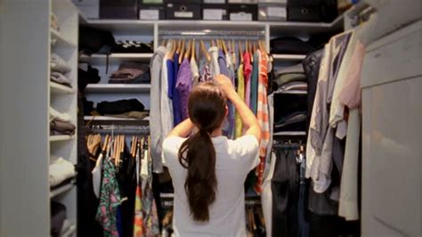 How To Change Your Wardrobe by Ms Changing Clothes In Walkin Closet New York City