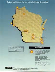 nuclear war fallout shelter survival info for wisconsin