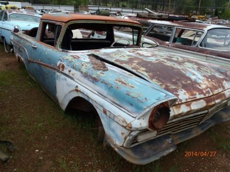 ford ranchero parts 1957 ford ranchero parts