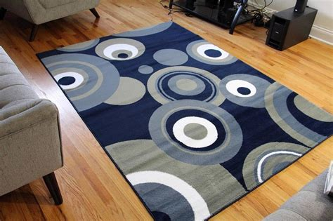 your floor and decor decor solid navy blue area rug 8x10 for contemporary area