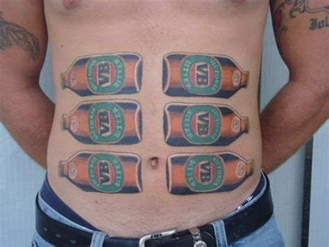 9 awesome beer tattoos of the brewskie devoted vinepair