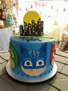 pj masks cake cakes cakes masks