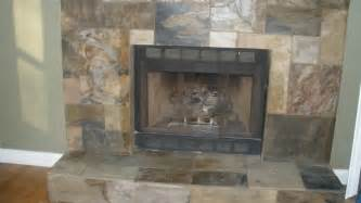 Slate Fireplace Slate Fireplace Tile By Design Llc Kerdi