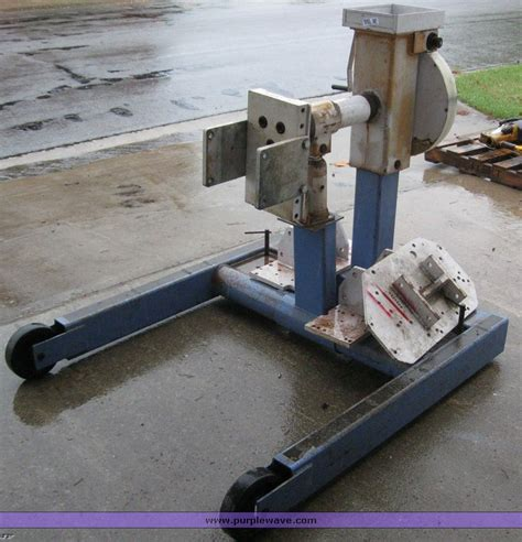 otc  heavy duty engine stand item  sold se