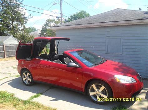 Pontiac Hardtop Convertible by 2007 Pontiac G6 Gt Hardtop Convertible 11 000 100509142