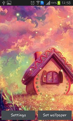 android wallpaper sweet home