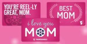 Fandango Gift Card Promo Code - mother s day freebies deals 2016