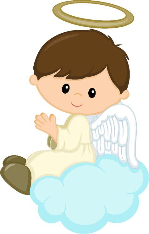 imagenes angelitos orando minus say hello cumples pinterest bautizo