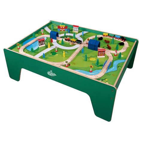 carousel wooden table toys compare and save