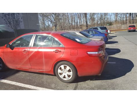 2007 toyota camry for sale by owner in laurel md 20726